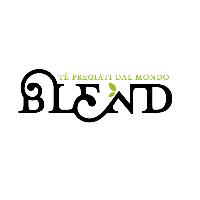 blend logo review