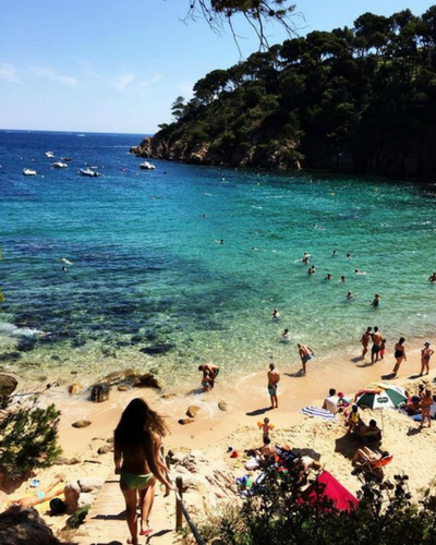 Costa Brava Beaches
