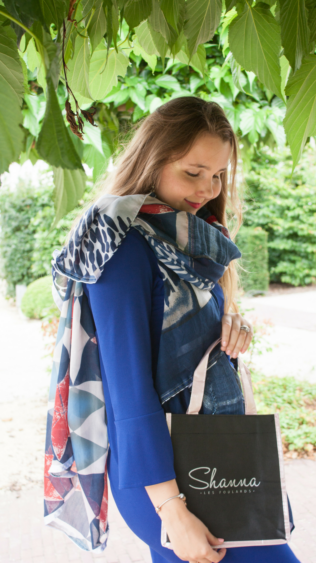 Shanna Belgian foulards Littlelouvain