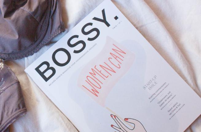 Bossy magazine voor ondernemende vrouwen