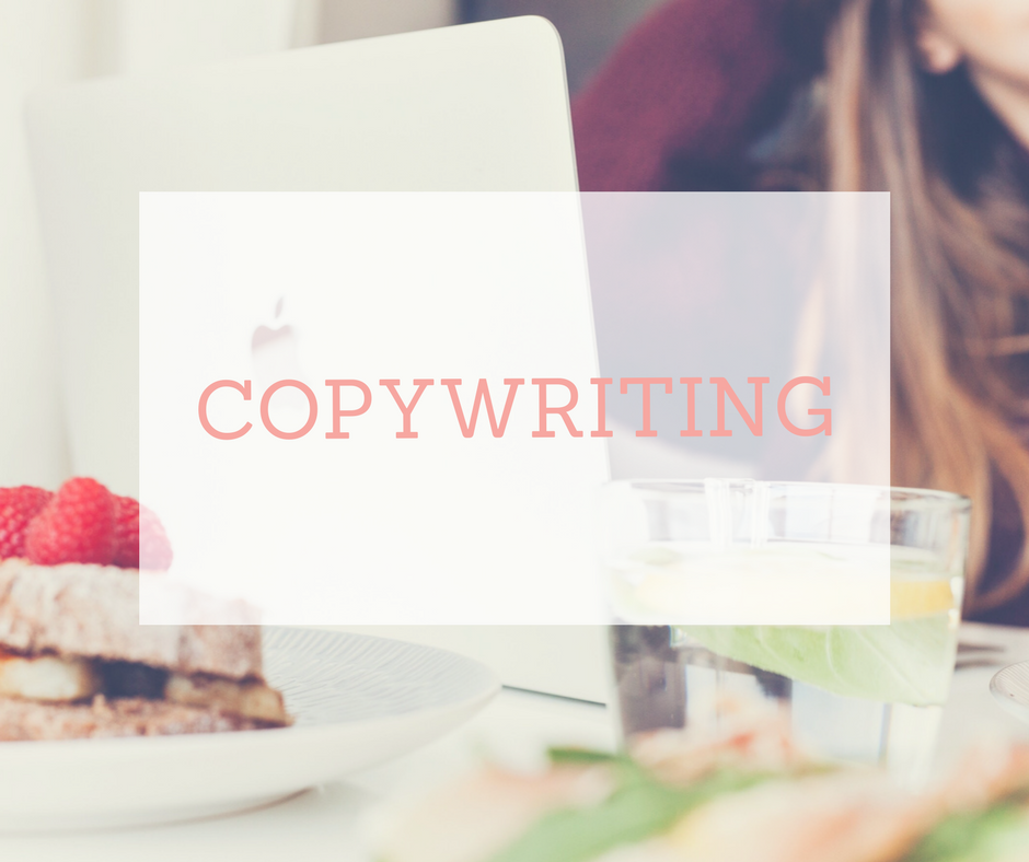 Copywriting services Belgium