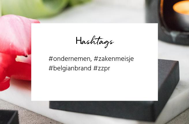 Hashtags ondernemen op instagram