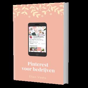 E-book Pinterest voor bedrijven