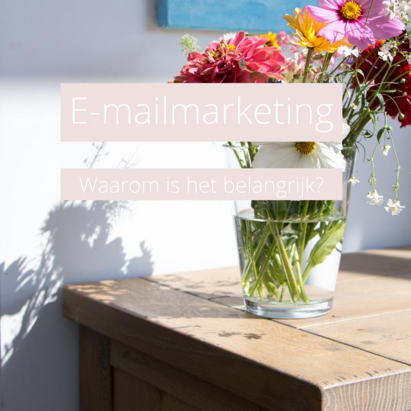 Zet jij al e-mailmarketing in voor jouw bedrijf?