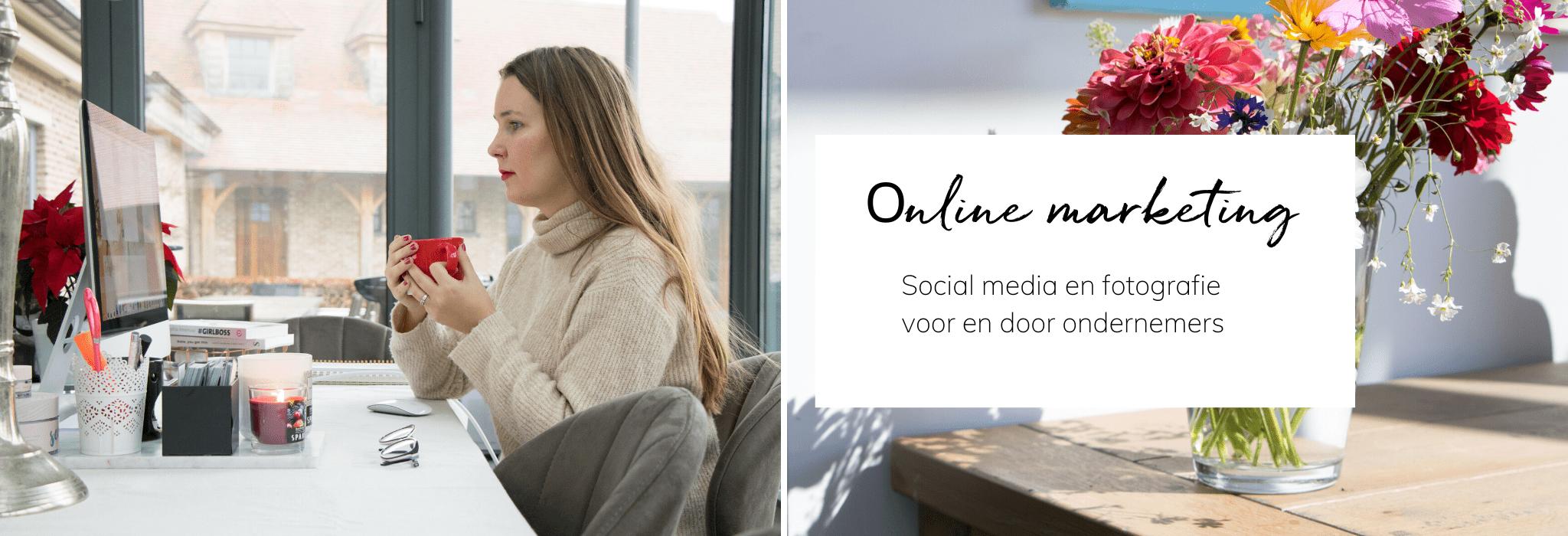Online marketeer regio Kampenhout Vlaams-Brabant
