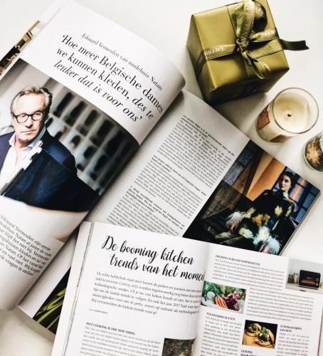 Interview with Edouard Vermeulen - Natan Couture Belgium