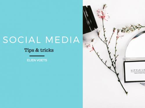 Social media tips for companies